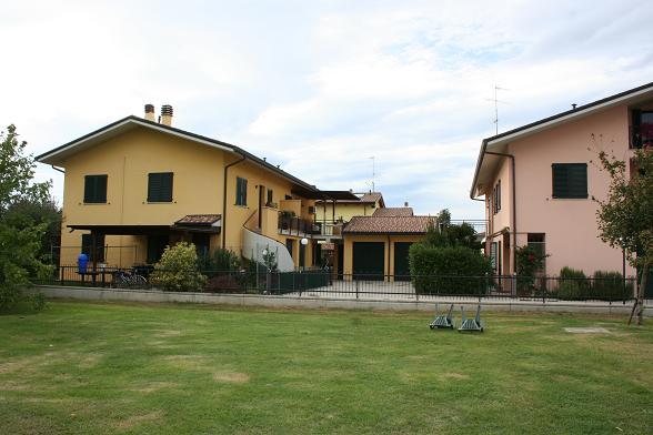 Cotignola (RA), località Barbiano, Via Amendola 55