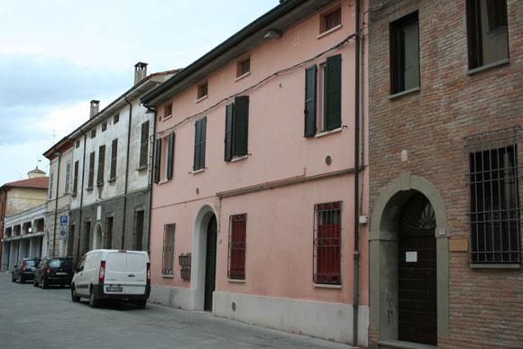 Russi (RA), Via Cavour