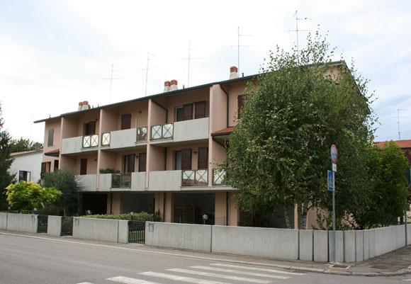 Barbiano di Cotignola (RA), Via Salvemini