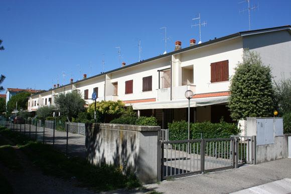 Pinarella di Cervia, Via Plinio