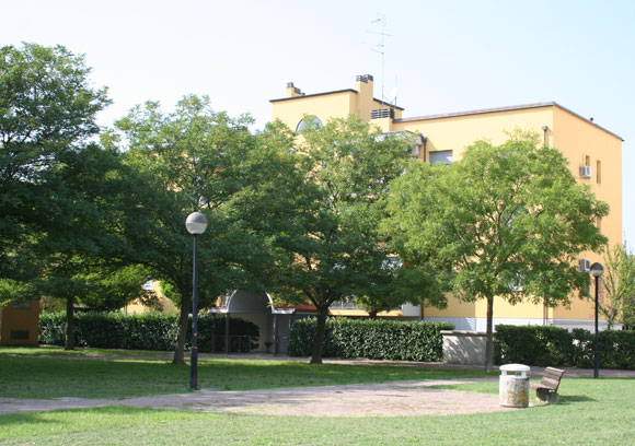 Ravenna, Via Bramante