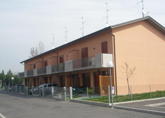 Roncalceci (RA), Via Vigorea