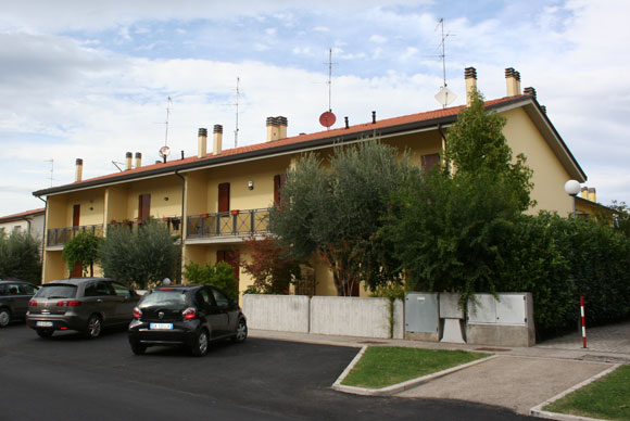 Cotignola (RA), località Barbiano, Via Gesuita 26