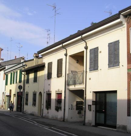 Ravenna, Via Cesar