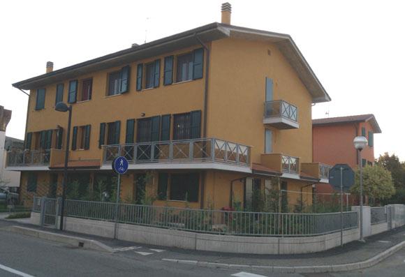 Massalombarda, Via Imola/Pertini
