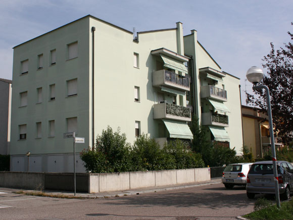 Ravenna, Via Sansovino