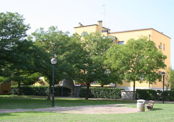 Ravenna, Via Bramante