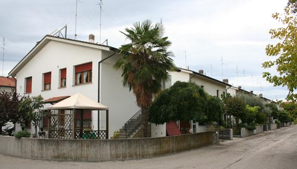 Cotignola (RA), Via XXV Aprile