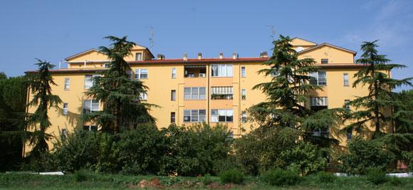 Ravenna, Via Acquacalda