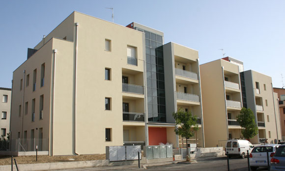 Ravenna (Via Piacentini) – Disponibile appartamento quadrilocale (3 letto)