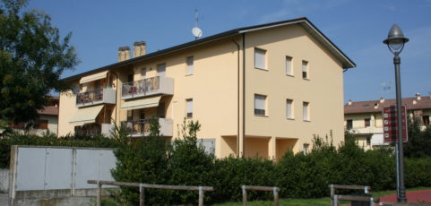 Ravenna, Località Porto Fuori (Via Magrini)- Disponibile Trilocale.