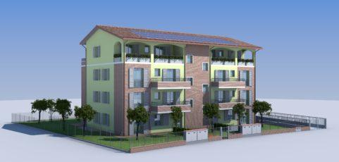 FAENZA (Via Boschi) – PROSSIMA REALIZZAZIONE: 13 Unità Immobiliari in Proprietà